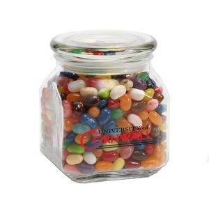 Jelly Belly® Candy in Med Glass Jar