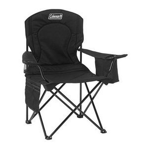 Coleman® Cushioned Cooler Quad Chair